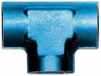 Aeroquip - Aeroquip Aluminum -12 to -12 to -12 Female AN Tee Adapter - Image 2