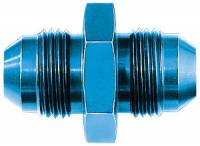 AN to AN Fittings & Adapters - Male AN Union Adapters - Aeroquip - Aeroquip Aluminum -06 AN to -06 AN Union Adapter