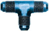 AN to AN Fittings & Adapters - Male AN Tee Adapters - Aeroquip - Aeroquip Aluminum -06 AN Union Tee Adapter