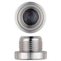 Dust Caps & Plugs - Aluminum Dust Caps & Plugs - Aeroquip - Aeroquip Aluminum -04 Threaded Dust Cap - (20 Pack)