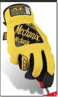 Crew Apparel - Mechanix Wear - Mechanix Wear Fast Fit Gloves - Yellow - Large