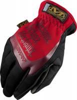 Mechanix Wear - Mechanix Wear Fast Fit Gloves - Red - XX-Large - Image 2