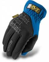Crew Apparel - Mechanix Wear - Mechanix Wear Fast Fit Gloves - Blue - Small