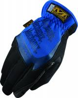 Mechanix Wear - Mechanix Wear Fast Fit Gloves - Blue - Small - Image 2