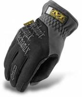 Mechanix Wear Gloves - Mechanix Wear Fast Fit Gloves - Mechanix Wear - Mechanix Wear Fast Fit Gloves - Black - XX-Large