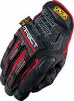 Mechanix Wear - Mechanix Wear M-Pact® Gloves - Red - X-Large - Image 3