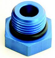 Special Purpose Adapters - AN Port O-Ring Boss Plugs - A-1 Performance Plumbing - A-1 Performance Plumbing -06 AN O-Ring Boss Plug