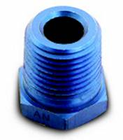 """NPT to NPT Fittings and Adapters - NPT Reducer Bushings - A-1 Performance Plumbing - A-1 Performance Plumbing 1/2"""" NPT Male to 1/8"""" NPT Female Reducer Adapter"""