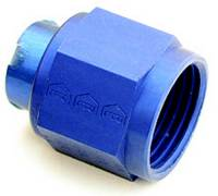 AN to AN Fittings & Adapters - AN Caps - A-1 Performance Plumbing - A-1 Performance Plumbing -08 AN Cap