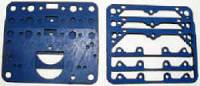 AED Performance - AED Reusable Metering Block Gaskets For Holley Carbs - (5836) - Image 2