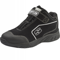 Crew Apparel - Shoes & Boots - Simpson Race Products - Simpson Pit Box Crew Shoe - Black