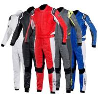 Racing Suits - SFI-5 Rated Multi-Layer Suits - Alpinestars - Alpinestars GP Tech Suit