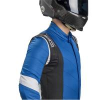 Sparco X-Light RS-7 Suit - Blue 001108AZNR