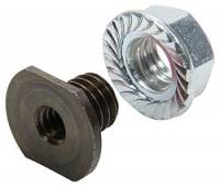 "Nuts - Nuts (Threaded Insert) - Allstar Performance - Allstar Performance Steel Threaded Nut Insert - 1/4""-20"