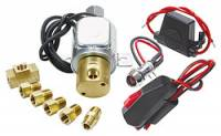 Brake System Adapters - Brake Shut-Off Valves - Allstar Performance - Allstar Performance Electric Line Lock Master Kit
