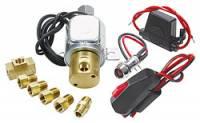 Line Locks / Brake Shut Offs and Components - Line Lock / Roll Control Kits - Allstar Performance - Allstar Performance Electric Line Lock Master Kit