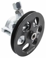 """Allstar Performance Power Steering Pump With 1/2"""" Wide Pulley"""