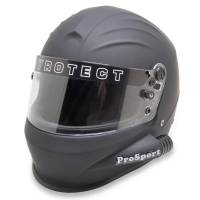 Snell SA2015 Rated Full Face Helmets - Pyrotect Snell SA2015 Rated Full Face Helmets - Pyrotect - Pyrotect ProSport Side Forced Air Helmet