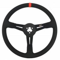"Competition Steering Wheels - Aluminum Lightweight - 14"" Aluminum Lightweight Steering Wheels - MPI - MPI 14"" LW Aluminum Wheel - Polyurethane Grip - 3-1/2"" Dished"
