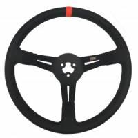 """MPI - MPI 14"""" LW Aluminum Wheel - Polyurethane Grip - 3-1/2"""" Dished - Image 2"""