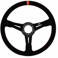 "Sprint Car Steering - Sprint Car Steering Wheels - MPI - MPI 15"" LW Aluminum Wheel - Suede Grip"