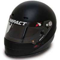 Safety Equipment - Impact - Impact 1320 Helmet - Medium - Flat Black