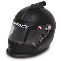 Impact - Impact Air Draft Top Air Helmet - X-Large - Flat Black