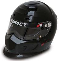 Impact - Impact Champ Helmet - Large - Black