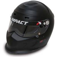 Snell SA2015 Rated Full Face Helmets - Impact Snell SA2015 Full Face Helmets - Impact - Impact Champ Helmet - Large - Flat Black