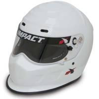 Snell SA2015 Rated Full Face Helmets - Impact Snell SA2015 Full Face Helmets - Impact - Impact Champ Helmet - Large - White