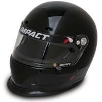 Impact Helmets - IMPACT SNELL SA2015 HELMET CLEARANCE SALE! - Impact - Impact Charger Helmet - Large - Black