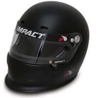 Impact Helmets - IMPACT SNELL SA2015 HELMET CLEARANCE SALE! - Impact - Impact Charger Helmet - Medium - Flat Black