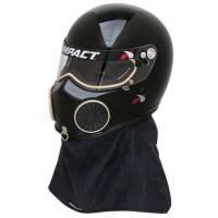 Helmets - Snell SA2015 Rated Forced Air Helmets - Impact - Impact Nitro Helmet - X-Large - Black
