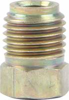 "Brake Fittings, Lines and Hoses - Inverted Flare Plug - Allstar Performance - Allstar Performance 3/16"" Inverted Steel Flare Plug"