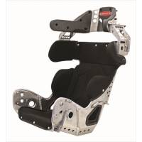 Sprint Car & Open Wheel - Kirkey Racing Fabrication - Kirkey 89 Series 10 Degree Layback Containment Seat w/ Black Cover - 17""