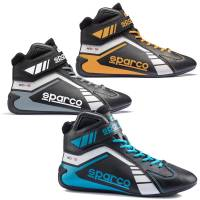 Racing Shoes - Kart Racing Shoes - Sparco - Sparco Scorpion KB-5 Karting Shoe