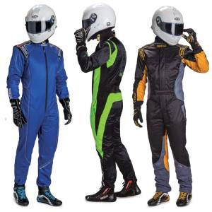 Safety Equipment - Karting Gear - Karting Suits