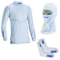 Underwear - Kart Racing Underwear - Sparco - Sparco Pro Tech KW-7 Underwear Set