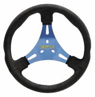 Sprint Car & Open Wheel - Sparco - Sparco K300 Karting Steering Wheel - Black
