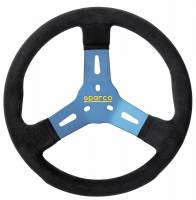 Sprint Car & Open Wheel - Sparco - Sparco R310 Karting Steering Wheel - Black