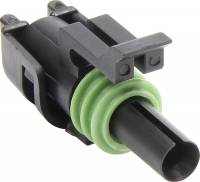 Electrical System - Electrical Connectors - Allstar Performance - Allstar Performance 1 Pin Weather Pack, Tower Housing
