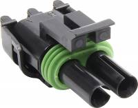 Electrical System - Electrical Connectors - Allstar Performance - Allstar Performance 2 Pin Weather Pack, Tower Housing