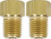 "Brake System Adapters - Inverted Flare Union Fittings - Allstar Performance - Allstar Performance Inverted Flare Fitting 1/4"" To 5/16"""