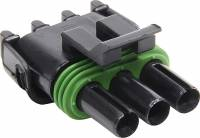 Ignition & Electrical System - Electrical Connectors & Plugs - Allstar Performance - Allstar Performance 3 Pin Weather Pack, Tower Housing - 10 Pack