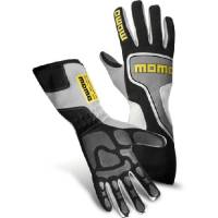 Safety Equipment - Momo - Momo Xtreme Pro Gloves - Large - Black