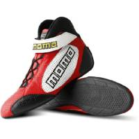 Safety Equipment - Momo - Momo GT PRO Racing Shoes - Red - 46 (12/12.5)