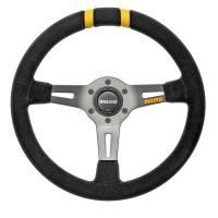 """Competition Steering Wheels - Steel - 13"""" Steel Steering Wheels - Momo - Momo MOD DRIFT Steering Wheel - Suede"""
