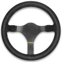 Competition Steering Wheels - Steel - Undersized Steel Steering Wheels - Momo - Momo MOD 31 Steering Wheel - Suede