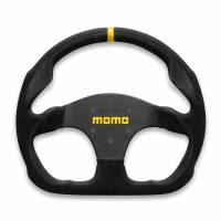 Steering Wheels - Steel Competition Steering Wheels - Momo - Momo MOD 30 Steering Wheel - Suede
