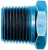 """NPT to NPT Fittings and Adapters - NPT Reducer Bushings - Aeroquip - Aeroquip Male 1/4"""" NPT to 1/8"""" NPT Female Adapter"""